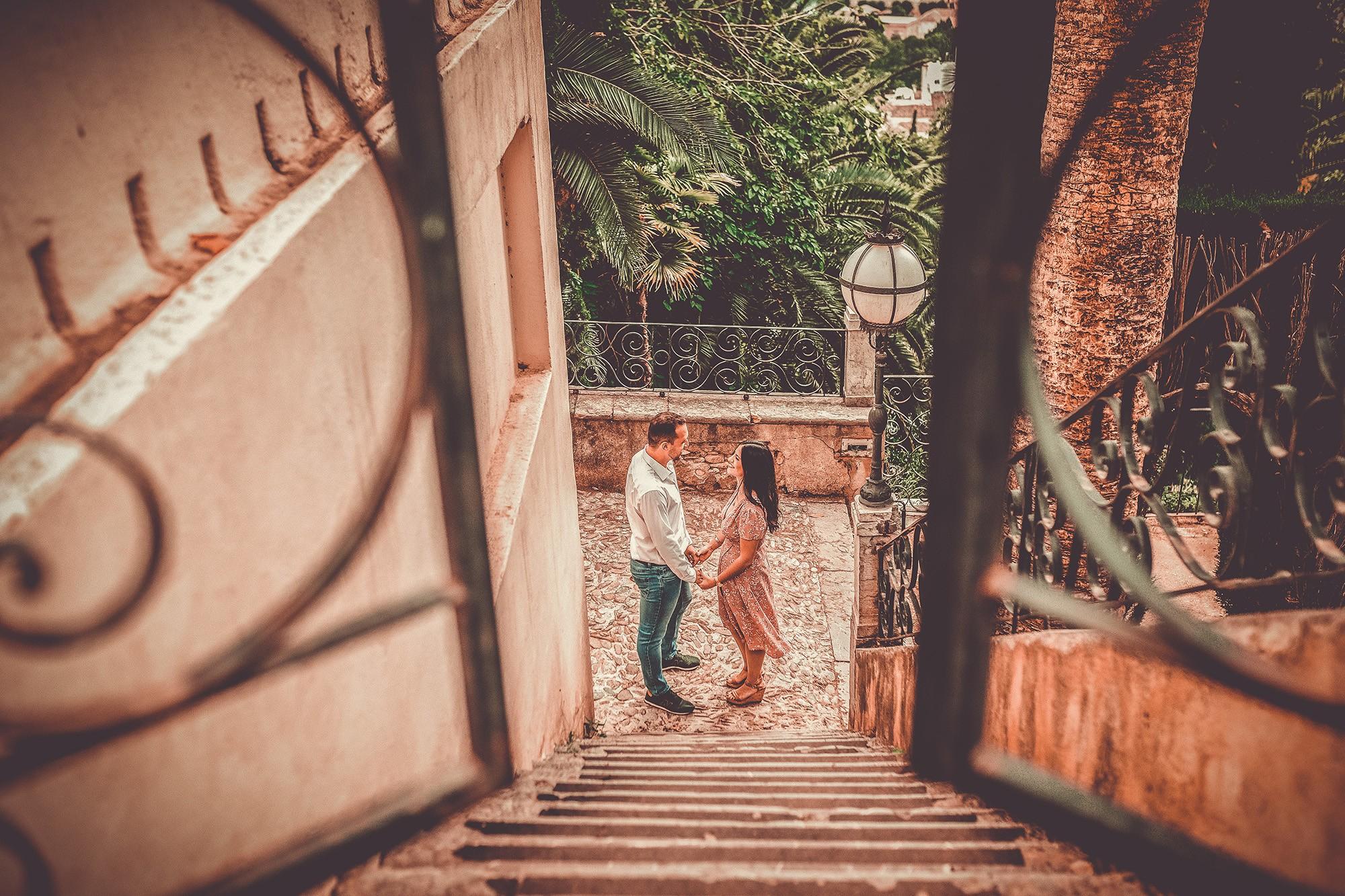 Inés y Alex Pre (1)