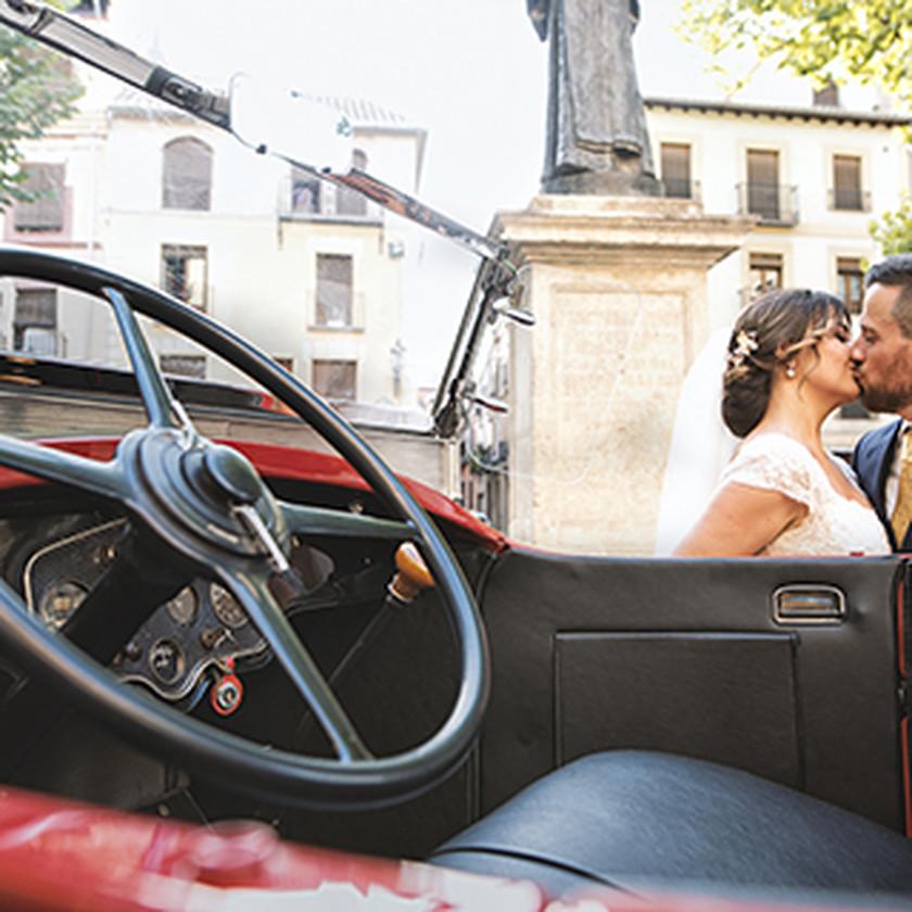 Sandra & Fran, Boda en el Cortijo Alameda