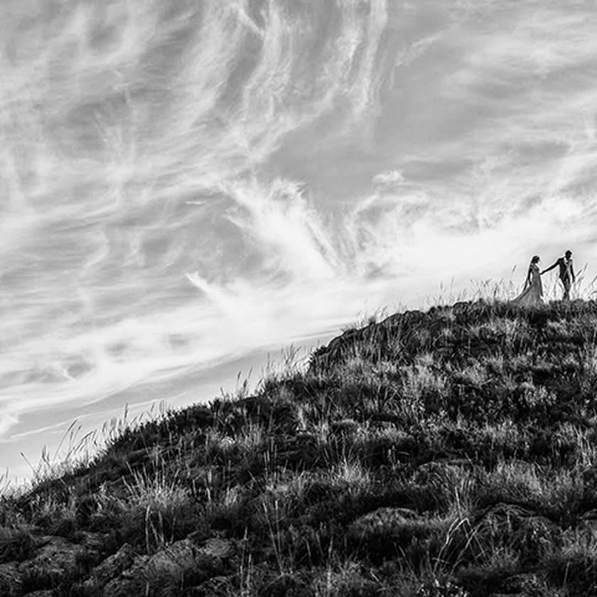 Ana y Juanjo, Postboda en la Alpujarra granadina
