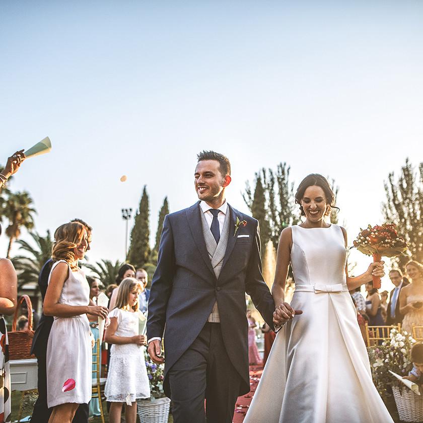 Boda en el Caballo Blanco, Javier & Sofia