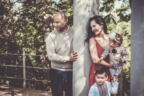 Victoria y familia (selección)